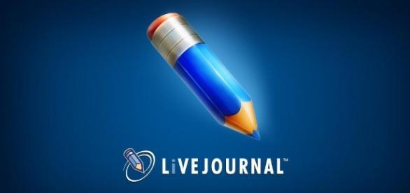 Il logo ufficiale del sito di LiveJournal