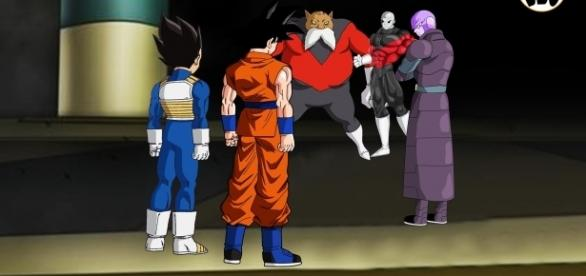 imagen referencial de las batallas finales del torneo del poder
