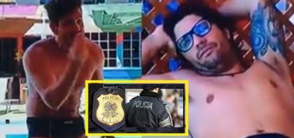 Marcos afirma que polícia esteve no BBB17 procurando Ilmar