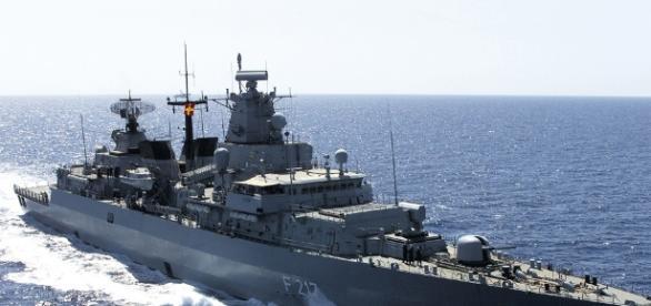 """Marine: Fregatte """"Bayern"""" kehrt am Wochenende von Operation ... - schiffsjournal.de"""