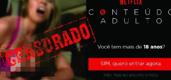 Netflix lança sessão só para adultos