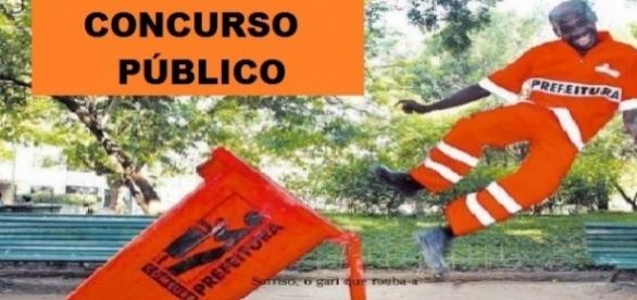 Prefeitura do Rio oferecerá vagas para gari