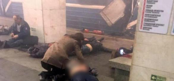 Russia, esplosione nella metro di San Pietroburgo: 9 morti, 20 ... - ilfattoquotidiano.it