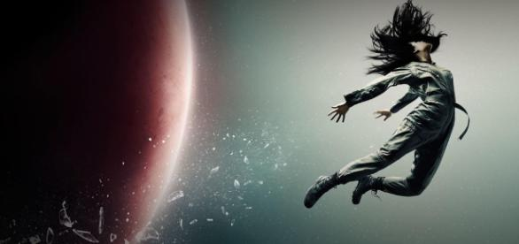 The Expanse Logo (SyFy Channel)