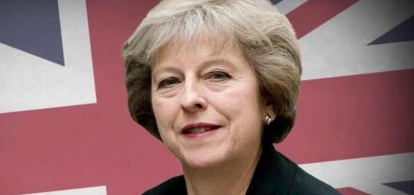 UK Prime Minister Theresa May Applauds Trump, Urges Caution on ... - nbcnews.com