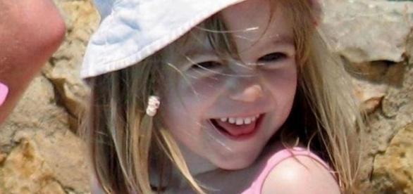 A pequena Maddie desapareceu em 3 de maio de 2007