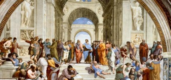 L'Ecole d'Athènes : les sources de la Politique