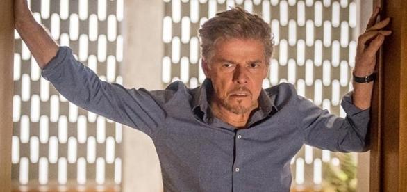 Ator pede pesculpas a Susllen. (foto: reprodução TV Globo)