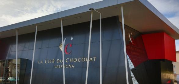 Cité du chocolat - Valrhona - CC BY