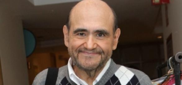 Edgar Vivar revela doença gravíssima