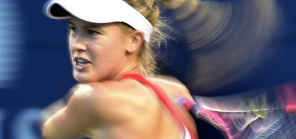 Eugenie Bouchard is in trouble, but Elena Vesnina could save her ... - oregonlive.com