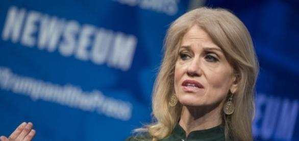 Kellyanne Conway: Trump still considers border wall a priority ... - aol.com