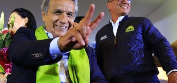 Lenín Moreno, el nuevo presidente de Ecuador que está envuelto en ... - elcooperante.com