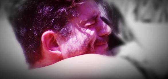 Marcos chora após sair do confessionário - Google