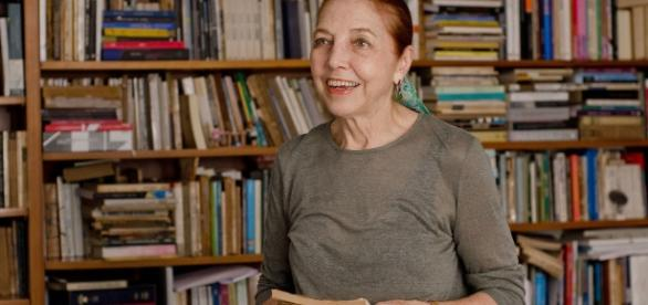 Marina Colasanti (foto) está indicado junto com a ilustradora Ciça Fittipaldi