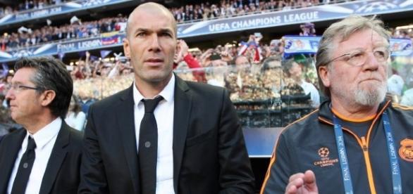 Zidane sur le point de boucler sa première recrue !