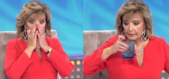 EXCLUSIVA: Teresa Campos a punto del desmayo en el programa y pide ... - vozpopuli.com