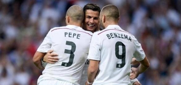 Fiche Képler Laveran Lima Ferreira Pepe - Real Madrid, Liga ... - madeinfoot.com