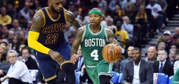 Los Celtics quieren emparejar la marca de la temporada ante los Cavs