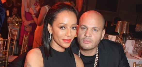 Mel B former spice girl claim husband abused her - image credit hollywoodtake.com