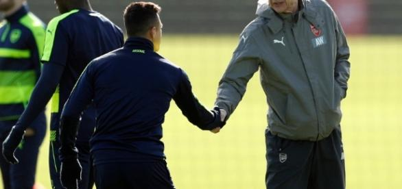 Mercato Arsenal: Wenger répond à Sanchez - football.fr