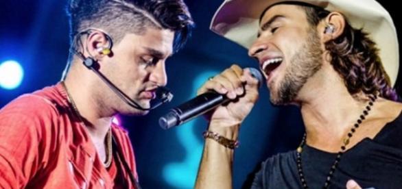 Munhoz e Mariano - Imagem/Google