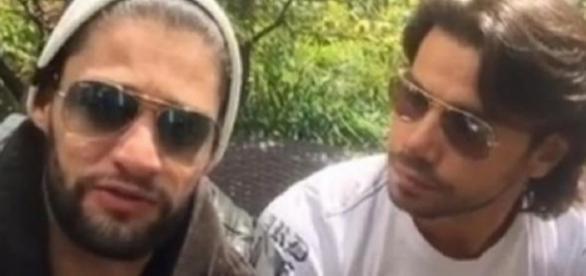 Munhoz e Mariano são ameaçados de morte no Japão