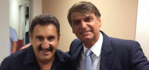 Ratinho apoia Bolsonaro? Parece que sim