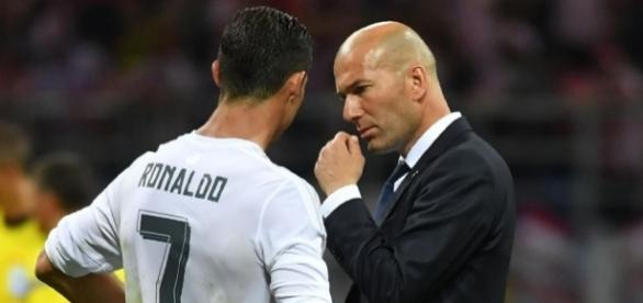 Real Madrid : Un clash Zidane / Ronaldo ?