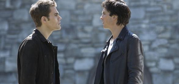 Who were your most forgettable 'The Vampire Diaries' characters? [Image via CW]