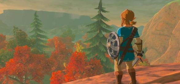 Zelda: Breath of the Wild sets the standard for open-world games - gamespresso.com