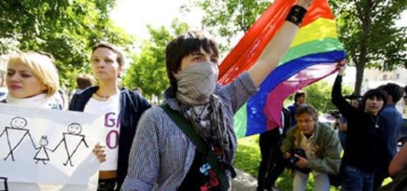 La Campagna di Amnesty International Stop torture e uccisioni di gay in Cecenia
