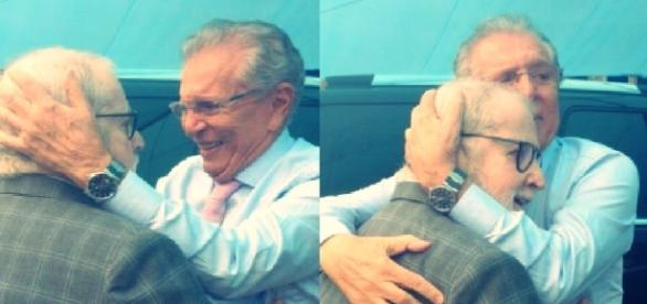 Carlos Alberto de Nóbrega e Jô Soares - Google