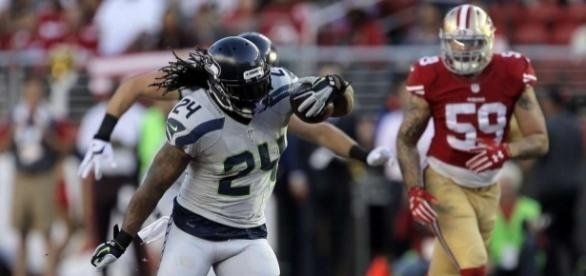 Did Marshawn Lynch just drop a hint on Twitter that he's signing ... - sfgate.com