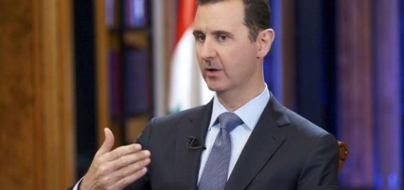 Ditador sírio está culpando países exteriores por financiar terroristas