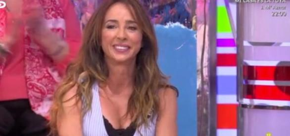 El nuevo pecho de María Patiño.