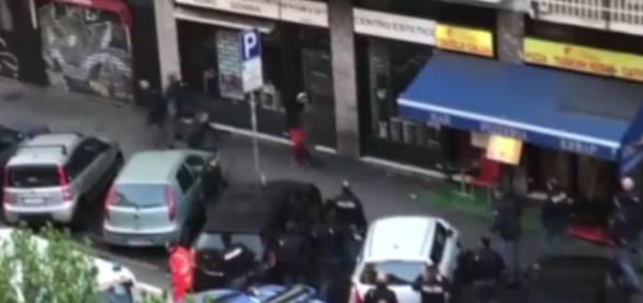 Grande paura in Viale Monza a Milano: interviene la Polizia