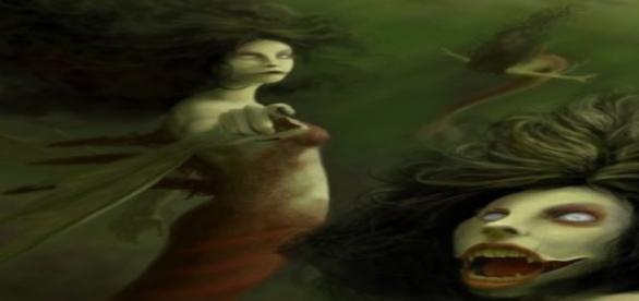 Habitantes afirmam que sereia matou dois meninos que nadavam em represa (Banco de imagens Google)