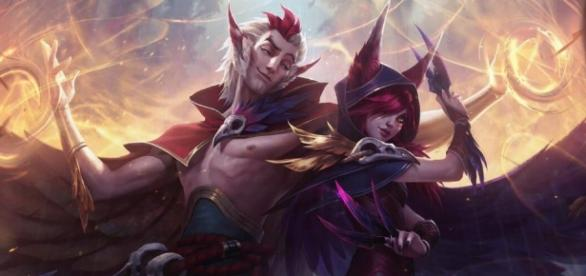 In a Surprise Move, Riot Games Reveals Two New League of Legends ... - twinfinite.net