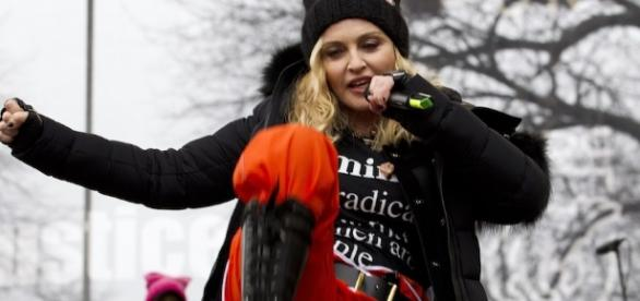 Madonna F-Bombs Trump At Women's March, Says 'I Have Thought An ... - inquisitr.com