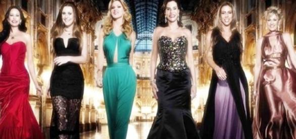 Mulheres mais ricas do Brasil..