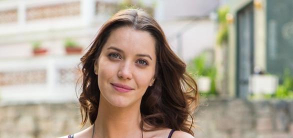 """Nathalia Dill está se mdestacando em """"Rock Story"""" vivendo Lorena e Júlia"""