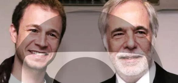 Pai de Tiago Leifert é afastado da Globo - Google