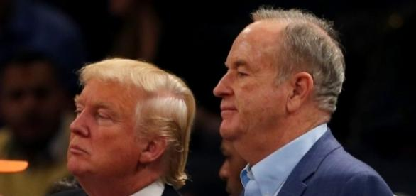 Trump defends FOX News host O'Reilly as 'good person' - AOL News - aol.com