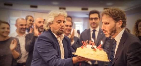 Beppe Grillo è il capo del Movimento: parola di Davide Casaleggio