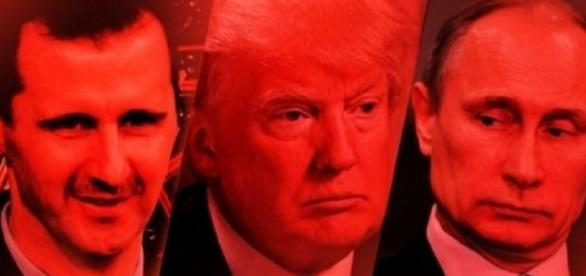 Donald Trump ataca a Siria e pode ser o responsável por guerra com a Rússia (Foto: Reprodução)