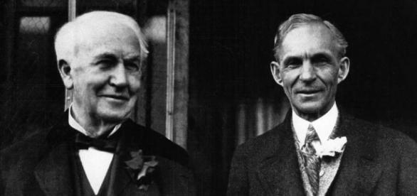 Ford, Tesla, Edison: The 'War of Currents' and cars | GreenBiz - greenbiz.com