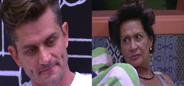 Marcos faz comentário indelicado sobre indelicado (foto: reprodução TV Globo)