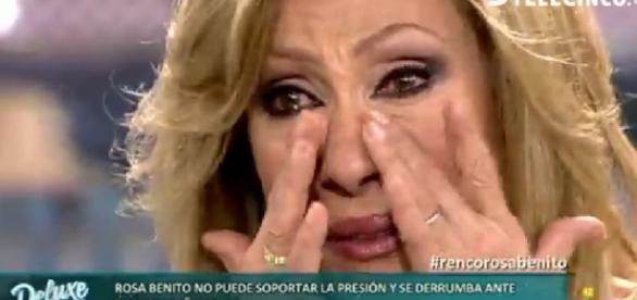 Rosa Benito reconoce lo mal que ha concursado en GHVip - diezminutos.es