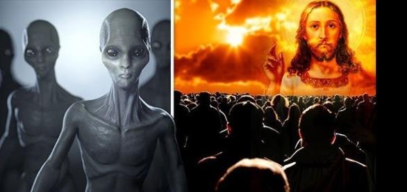 Teoria sugere que alienígenas criaram a religião